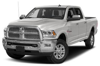 New 2017 Dodge Ram 2500 Laramie for sale in Surrey, BC