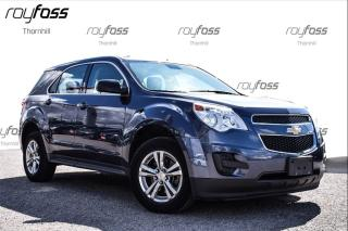 Used 2014 Chevrolet Equinox LS Fwd Bluetooth 17  Alum Whls for sale in Thornhill, ON