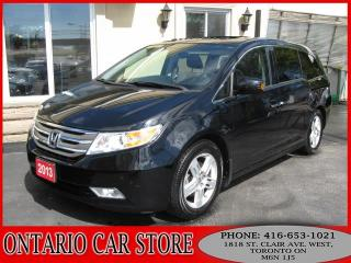 Used 2013 Honda Odyssey TOURING NAVIGATION TV DVD SUNROOF for sale in Toronto, ON