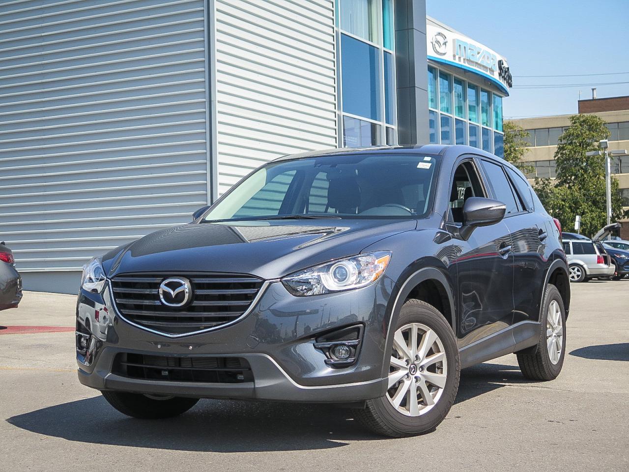 2016 Mazda CX-5 AWD LEATHER DEMO 0.9% FINANCE