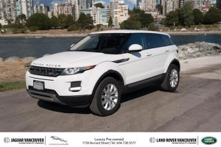 Used 2014 Land Rover Evoque Pure for sale in Vancouver, BC