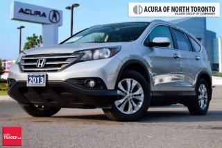 Used 2013 Honda CR-V Touring AWD for sale in Thornhill, ON