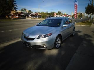 Used 2013 Acura TL LEATHER, SUNROOF. for sale in Scarborough, ON