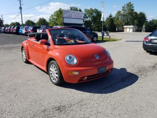 Used 2004 Volkswagen New Beetle GLS for sale in Komoka, ON
