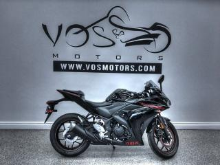 Used 2015 Yamaha YZF-R3 Free Delivery in the GTA** for sale in Concord, ON