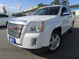 Used 2011 GMC Terrain SLT,POWER GATE BACKUP CAM for sale in St Catharines, ON