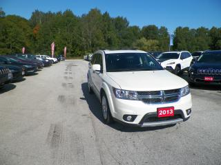 Used 2013 Dodge Journey for sale in Owen Sound, ON