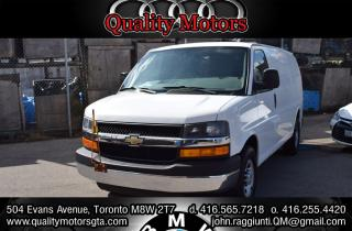 Used 2012 Chevrolet Express 2500 CARGO VAN for sale in Etobicoke, ON