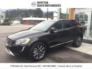Used 2017 Volvo XC60 T5 AWD Special Edition for sale in North Vancouver, BC