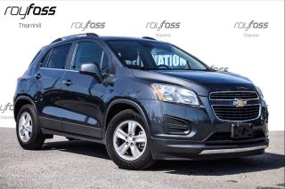 Used 2014 Chevrolet Trax LT Bose rear Cam Remote Start Bluetooth for sale in Thornhill, ON