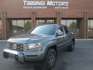 Used 2008 Honda Ridgeline EX-L | YOU SAFETY YOU SAVE!!!! for sale in Mississauga, ON