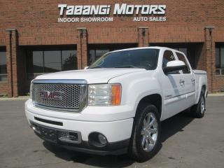 Used 2008 GMC Sierra 1500 DENALI | NAVIGATION | DVD | 6.2L | for sale in Mississauga, ON