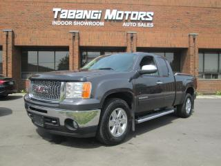 Used 2010 GMC Sierra 1500 SLT LEATHER HEATED SEATS 5.3L for sale in Mississauga, ON