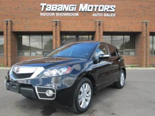 Used 2011 Acura RDX NAVIGATION | BACK UP CAMERA | SUNROOF| for sale in Mississauga, ON