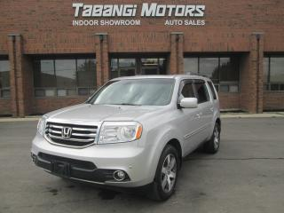 Used 2013 Honda Pilot TOURING   DVD   NAVIGATION  REAR VIEW CAMERA   for sale in Mississauga, ON
