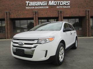 Used 2014 Ford Edge 2L ECOBOOST REAR PARKING SENSORS   BLUETOOTH   for sale in Mississauga, ON