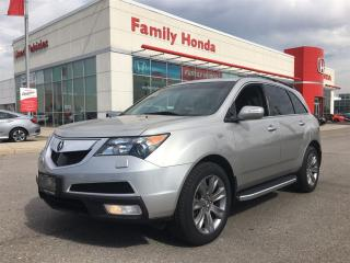 Used 2013 Acura MDX Elite Package for sale in Brampton, ON