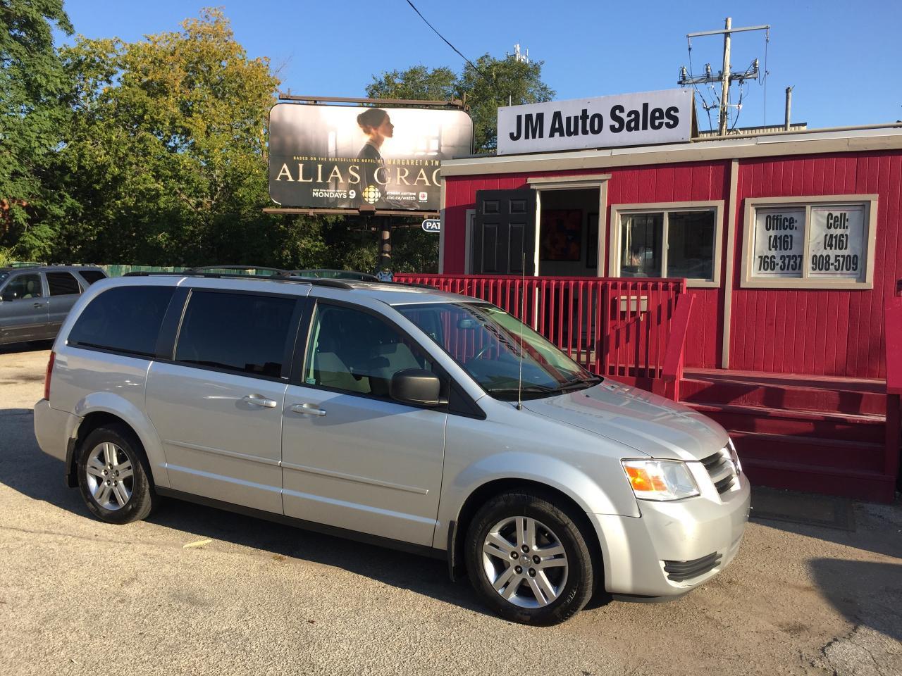 Photo of Silver 2010 Dodge Grand Caravan
