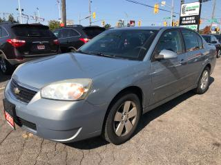 Used 2007 Chevrolet Malibu LT for sale in Waterloo, ON