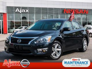 Used 2013 Nissan Altima 2.5 SL*Navigation*Back Up Camera for sale in Ajax, ON