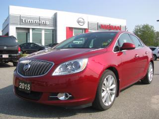 Used 2015 Buick Verano Leather Group for sale in Timmins, ON
