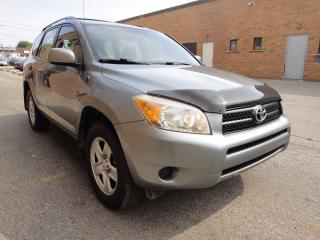 Used 2008 Toyota RAV4 4CYL,AWD,VERY CLEAN for sale in North York, ON