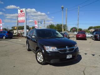 Used 2010 Dodge Journey AUTO 4DR FWD 5 PASSENGER SEATER POWER GROUP INCLUD for sale in Oakville, ON
