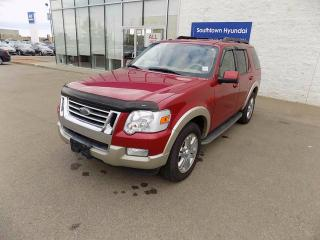 Used 2010 Ford Explorer Eddie Bauer for sale in Edmonton, AB