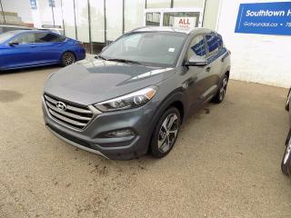 Used 2016 Hyundai Tucson Premium for sale in Edmonton, AB