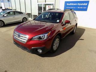 Used 2017 Subaru Outback 2.5i Touring for sale in Edmonton, AB