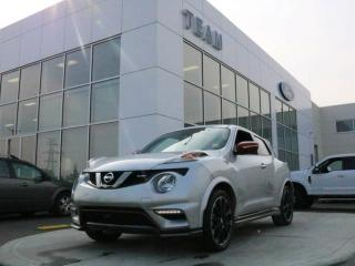 Used 2016 Nissan Juke ACCIDENT FREE, BLUETOOTH, CRUISE, REAR SPOILER, TURBO CHARGED, NISSAN CONNECT, AWD for sale in Edmonton, AB