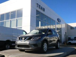 Used 2015 Nissan Rogue ACCIDENT FREE, BLUETOOTH, AIR CONDITIONING, ROOF RAILS, REAR CAMERA, CLTH, AWD for sale in Edmonton, AB