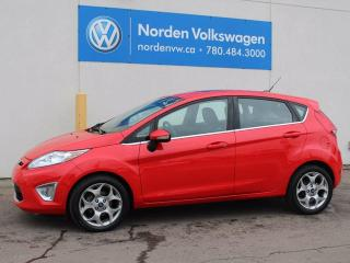 Used 2012 Ford Fiesta SES for sale in Edmonton, AB