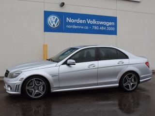 Used 2010 Mercedes-Benz C-Class C63 AMG for sale in Edmonton, AB