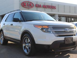 Used 2011 Ford Explorer BASE, CRUISE CONTROL, BLUETOOTH, SIRIUS, REAR CLIMATE CONTROL, USB /AUX for sale in Edmonton, AB
