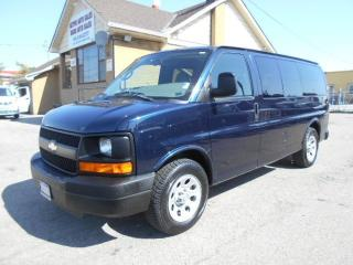Used 2009 Chevrolet Express 1500 LS 8Passenger Loaded 5.3L V8 ONLY 48,000KMs for sale in Etobicoke, ON