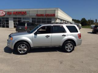Used 2012 Ford Escape XLT for sale in Owen Sound, ON