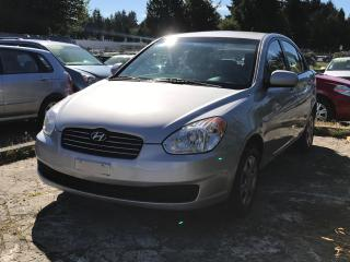 Used 2011 Hyundai Accent GL, Power Group, Low 111,000km's, Auto! for sale in Surrey, BC