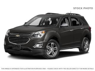 Used 2017 Chevrolet Equinox for sale in Lethbridge, AB