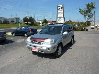 Used 2006 Nissan X-Trail SE,4X4 WITH REMOTE STARTER for sale in Kitchener, ON