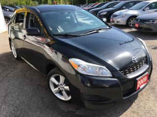 Used 2009 Toyota Matrix XR/AUTO/ALLOYS/SPORT/DRIVES LIKE NEW for sale in Scarborough, ON