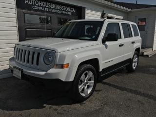Used 2012 Jeep Patriot SPORT for sale in Kingston, ON