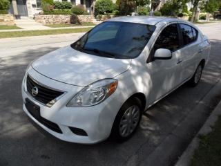 Used 2012 Nissan Versa 1.6 SL for sale in Etobicoke, ON