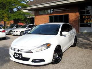 Used 2013 Dodge Dart SXT for sale in Concord, ON