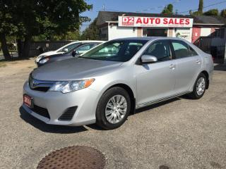 Used 2014 Toyota Camry LE/1 Owner/Accident Free/Bluetooth/Backup Camera for sale in Scarborough, ON