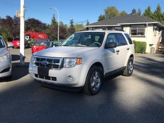 Used 2011 Ford Escape XLT V6 4WD, MS Sync Bluetooth, Alloys, Loaded! for sale in Surrey, BC