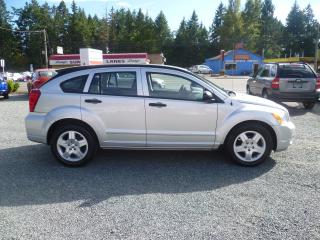 Used 2008 Dodge Caliber SXT for sale in Parksville, BC