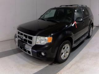 Used 2010 Ford Escape Limited for sale in Scarborough, ON