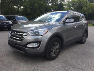 Used 2014 Hyundai SANTA FE SPORT POWER GROUP * BLUETOOTH * SAT RADIO SYSTEM * LOW KM for sale in London, ON