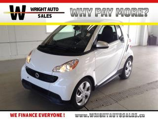 Used 2013 Smart fortwo Passion|LOW MILEAGE|LEATHER|16,931 KMS for sale in Cambridge, ON